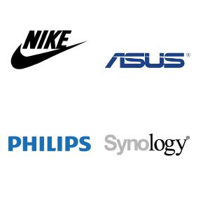企業禮品案例Logo